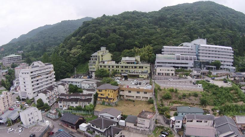 """""""TAKETORI-TEI MARUYAMA"""" Arima Onsen, Hyogo pref. JAPAN"""