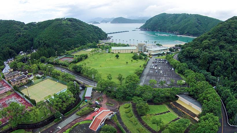 """Hotel TOKINOZA"" Kii-Nagashima Onsen, Mie pref. JAPAN"