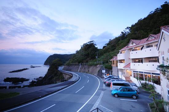 """""""Hoozue no Toki"""" Toi Onsen, Shizuoka pref. JAPAN"""