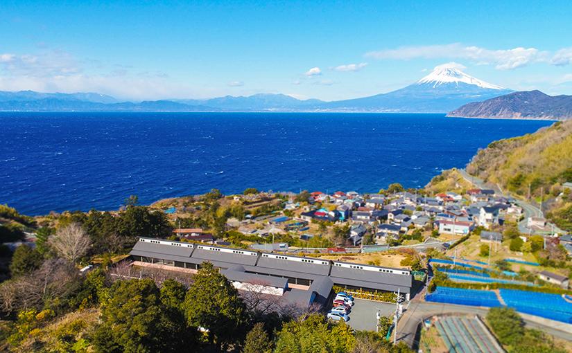 """""""HOTEL Fuji Fugaku-Gunjo"""" Toi Onsen, Shizuoka pref. JAPAN"""